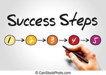 5 Success Steps