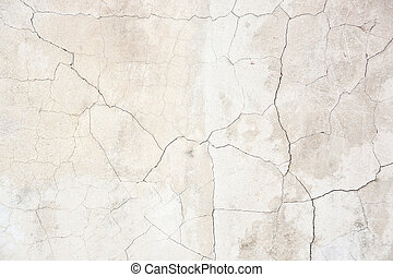 old grunge cracked concrete wall
