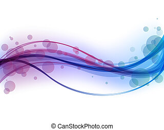 vector illustration of a colorful transparency background