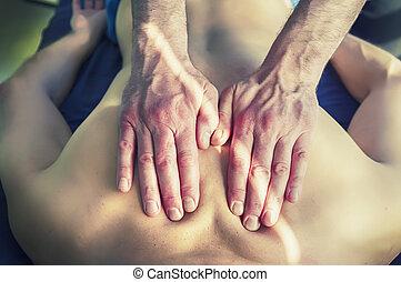 acupuncture massage