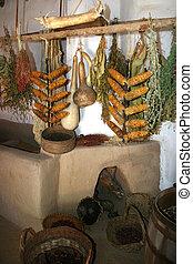 Ancient Storage Rack