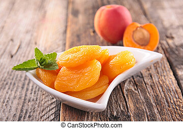 apricot, dried fruit