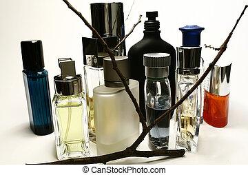 Assorted Perfume Bottles