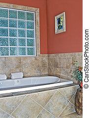 Bathroom Tub Area Vertical