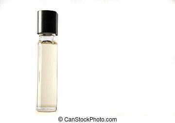 blank cologne bottle