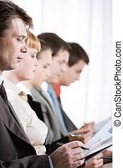 Business training