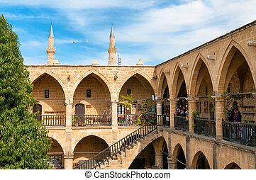 Caravansarai Buyuk Han. Nicosia, Cyprus