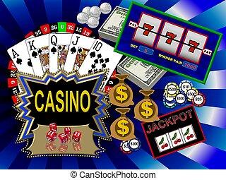 Casino symbols