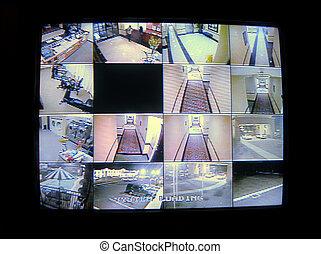 CCTV Security Watch