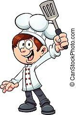 Chef boy