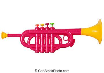 children's toy horn