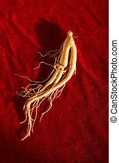 Chinese medicinal herbs, ginseng