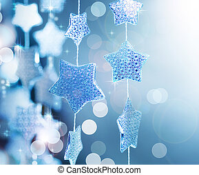 Christmas background. Winter