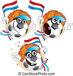 Dutch cartoon ball