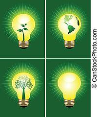 Eco bulb collection