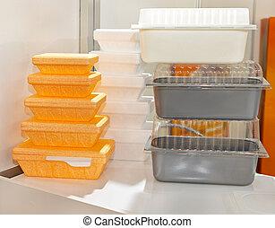 Takeaway Food Packages