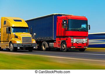 Freight transportation