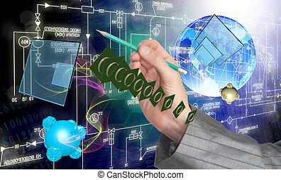 Digital telecommunications technolo