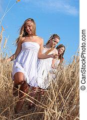 healthy happy teens