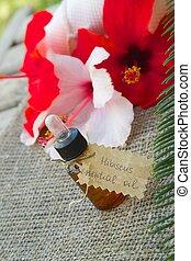 Hibiscus essential oil