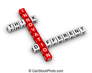 Innovation - Think Different crossword puzzle