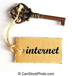 internet security key