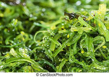 Kelp Salad background image