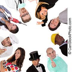 diversity workers