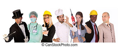 diversity workers people