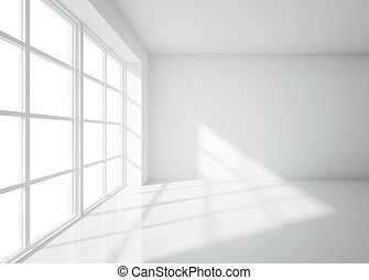 light white room