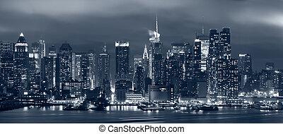 Manhattan, New York City.