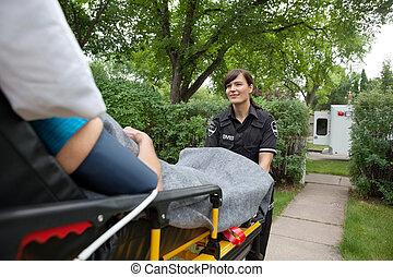 Medical Care Transport