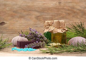Mediterranean aromatherapy