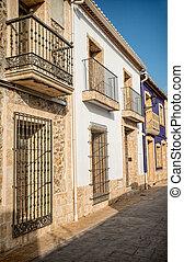 Mediterranean old town