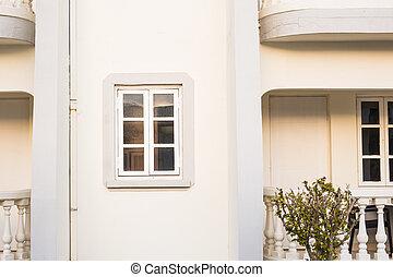 Modern residential window
