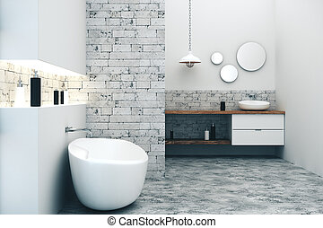 New bath room