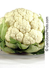 organic fresh coliflower