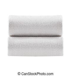 plush hotel towels