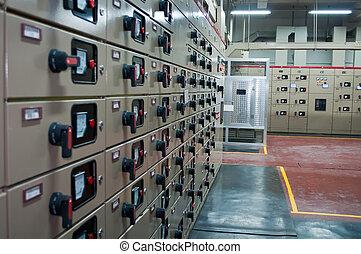 Power Operators room