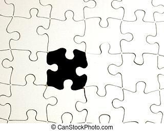 puzzle hole 1