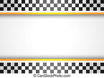 Racing Background. Taxi cab background, vector 10eps.