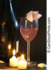 romantic night together