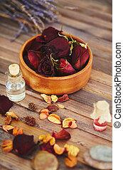Rose tincture
