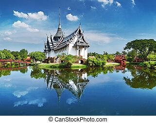 Sanphet Prasat Palace, Thailand