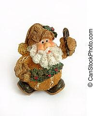 Santa claus Christmas decoration