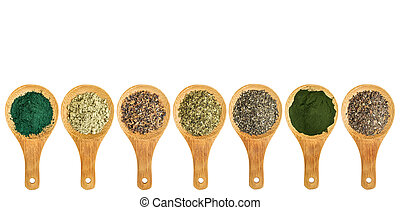seaweed and algae nutrition supplements