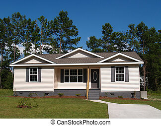 Small Low Income Residential Home