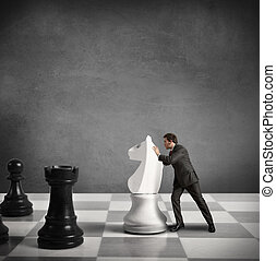Concept of strategy and tactics in business