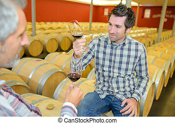 success of the wine business