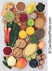 Super Food for a High Fibre Diet